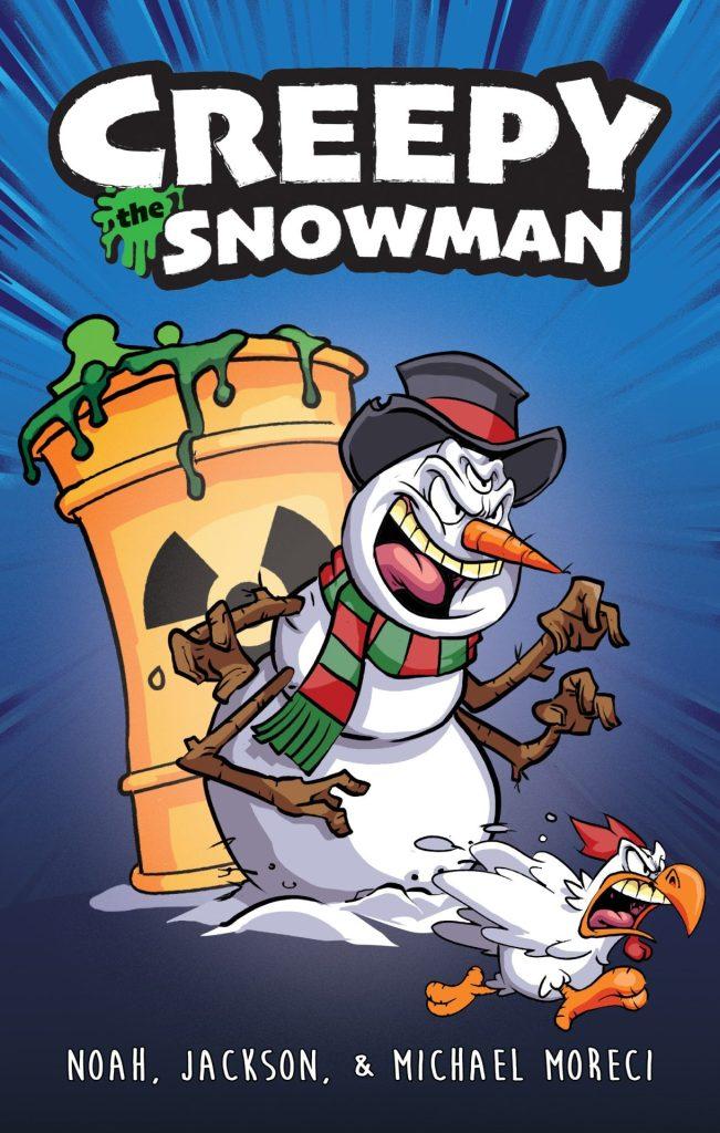 CREEPY THE SNOWMAN