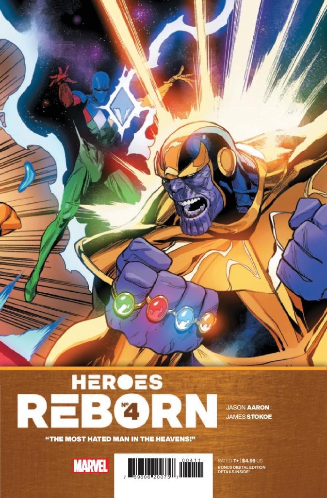 Heroes Reborn #4 (of 7)