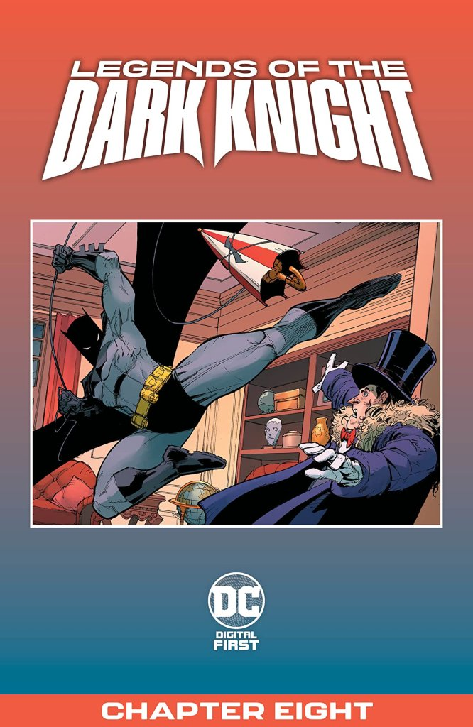 Legends of the Dark Knight (2021-) #8