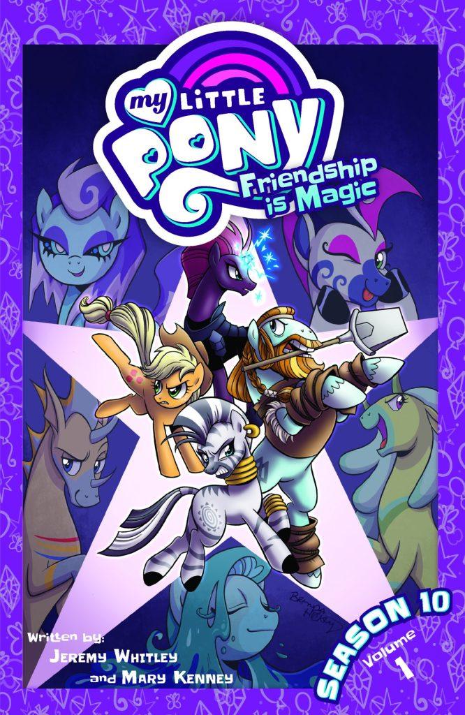 My Little Pony: Friendship is Magic Season 10 Vol. 1