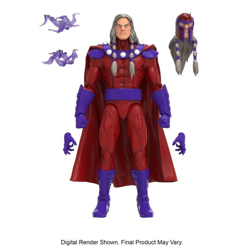 Marvel Legends Series Magneto