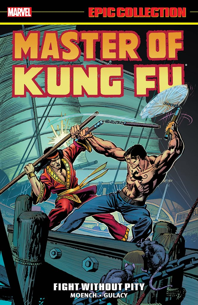 Master of Kung Fu Epic Collection: Fight Without Pity