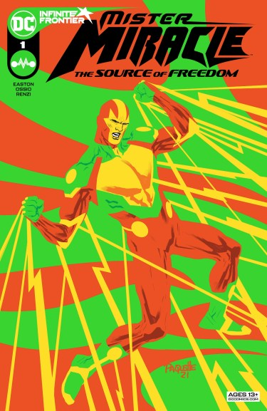 Mister Miracle: The Source of Freedom #1