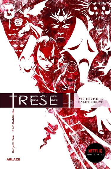 Trese Vol 1: Murder on Balete Drive