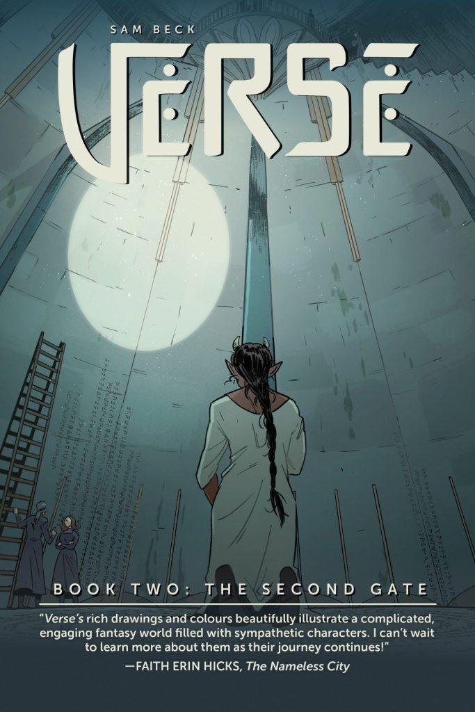 VERSE VOL. 2: THE IRON GATE