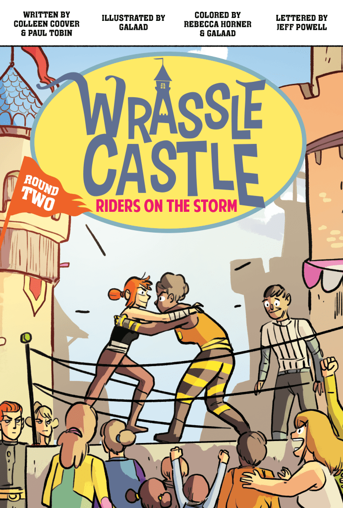 WRASSLE CASTLE VOL. 2: RIDERS ON THE STORM
