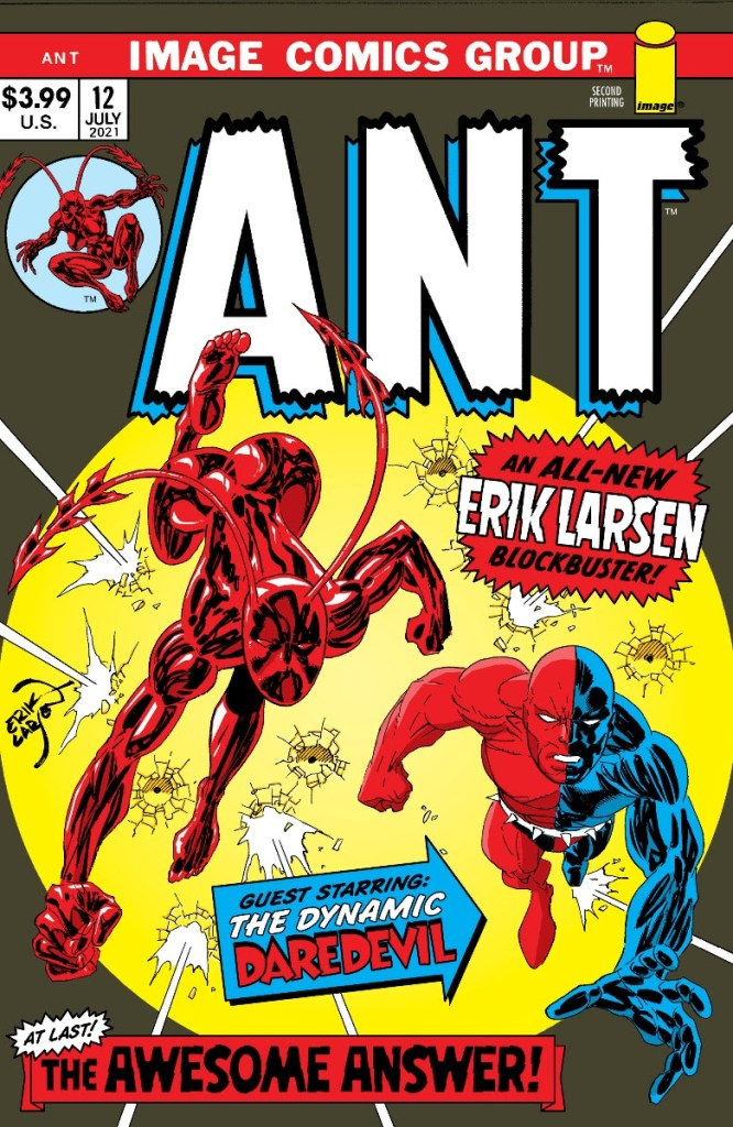 Ant #12, second printing