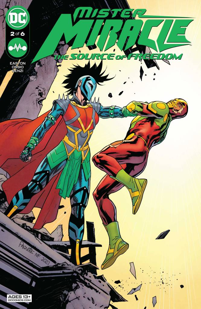 Mister Miracle: The Source of Freedom #2