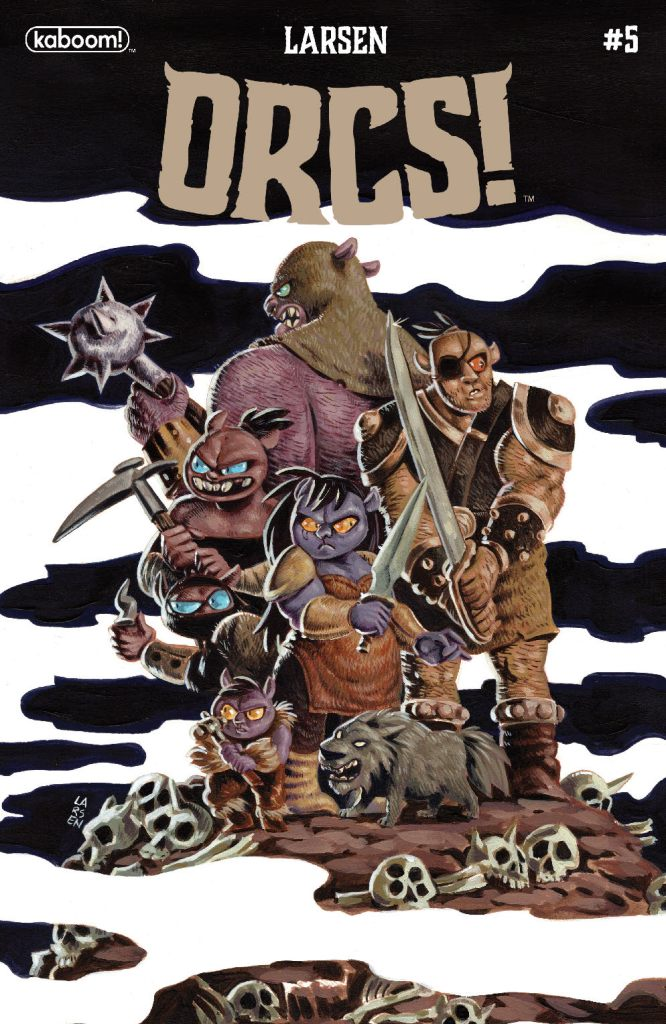 Orcs! #5 (of 6)