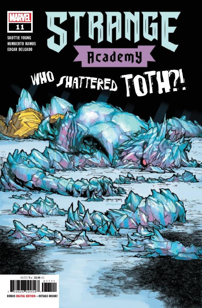 Strange Academy #11