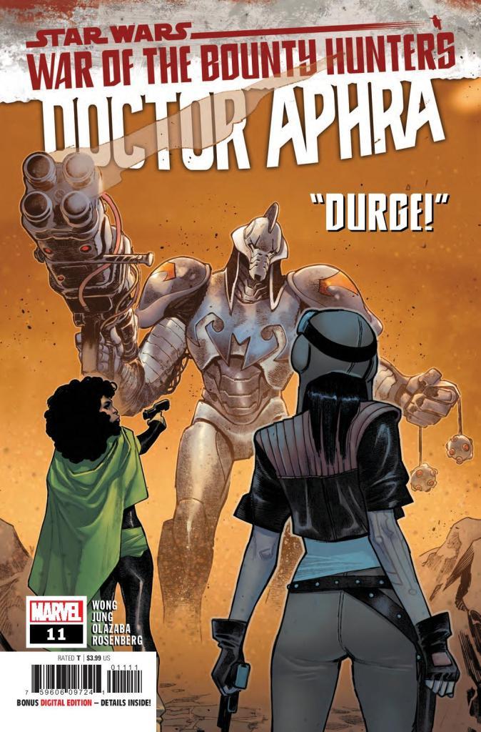 Star Wars: Doctor Aphra #11