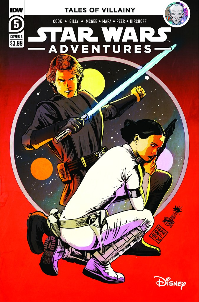 Star Wars Adventures #5
