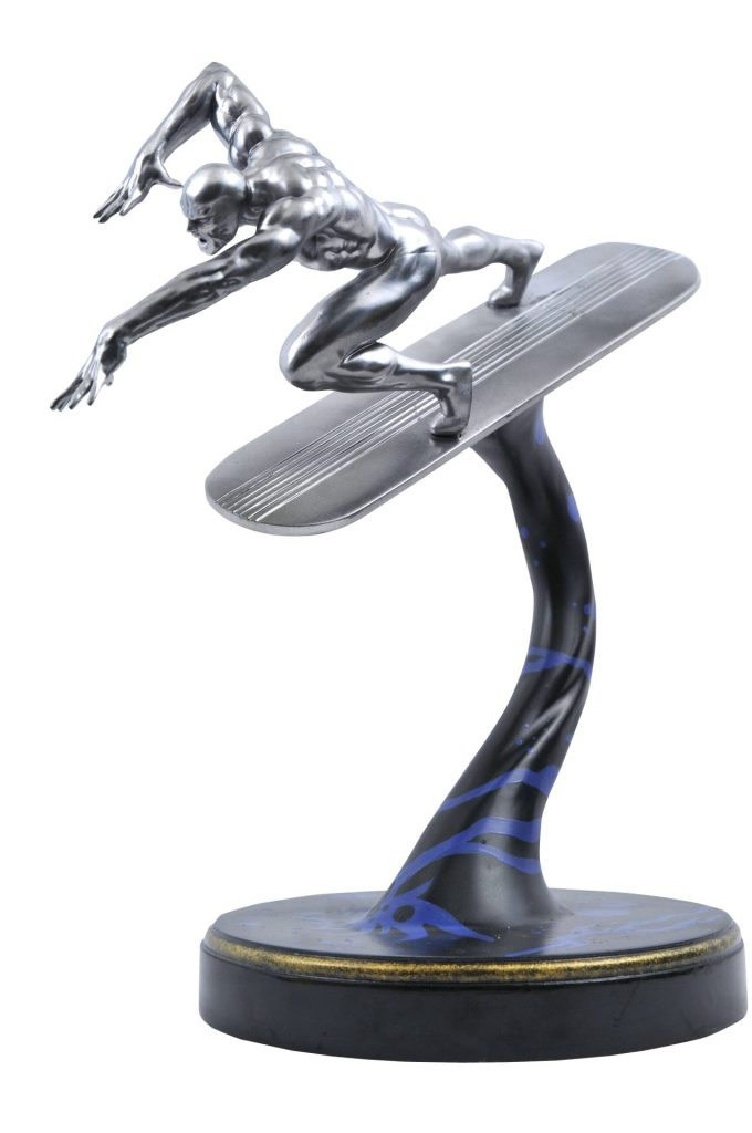 Marvel Comic Premier Collection Silver Surfer Resin Statue