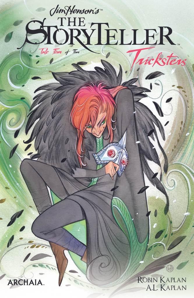 Jim Henson's The Storyteller: Tricksters #4 (of 4)