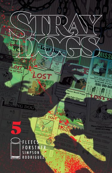 Stray Dogs #5
