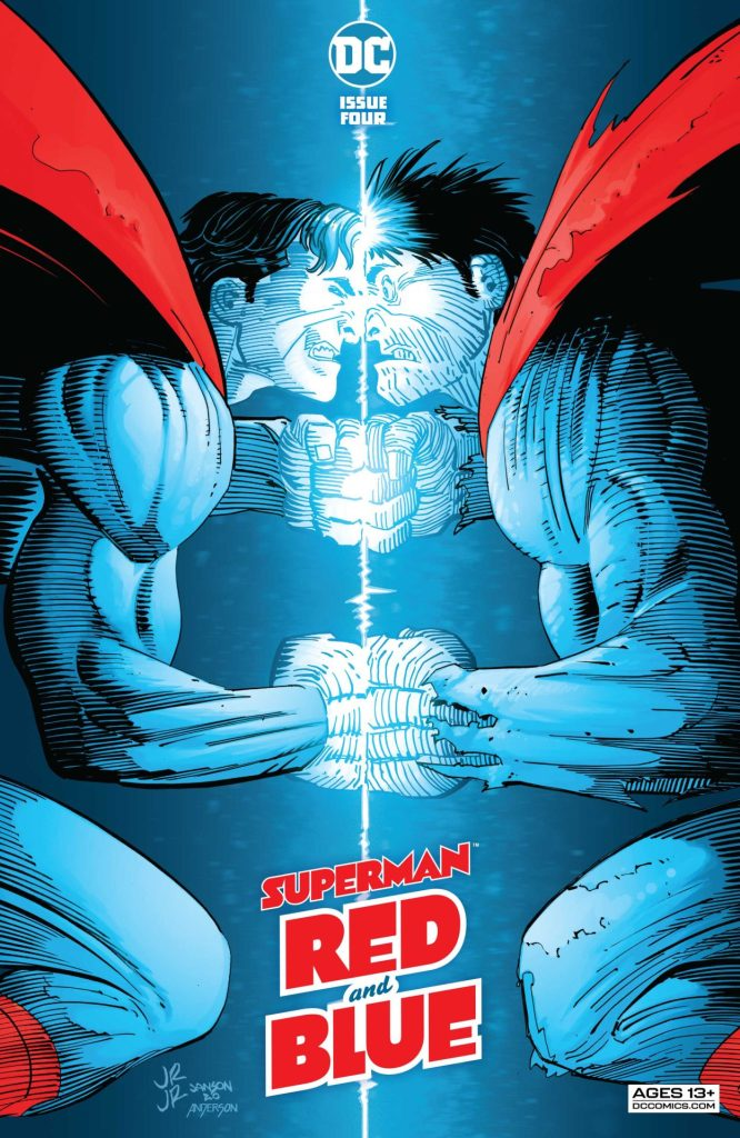 Superman: Red & Blue #4
