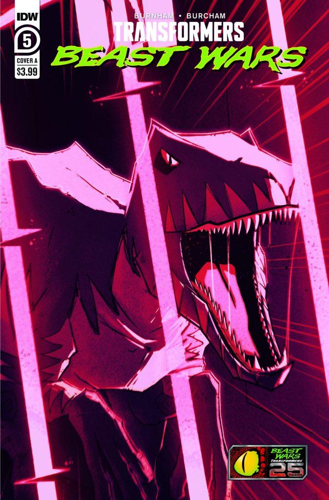 Transformers: Beast Wars #5