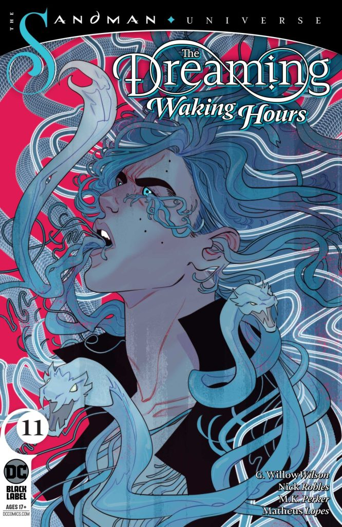 The Dreaming: Waking Hours #11