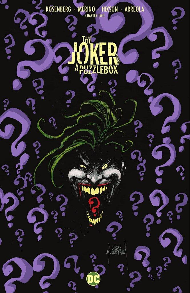 The Joker Presents: A Puzzlebox (2021-) #2