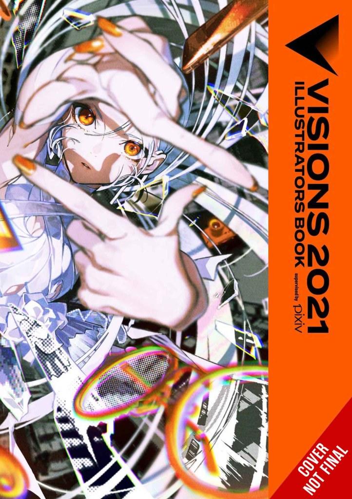 Visions 2021__Illustrators Book