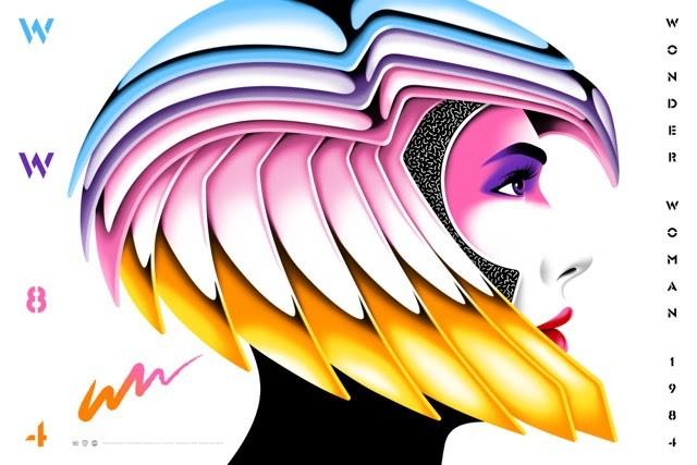 WONDER WOMAN 1984 (Version 1)
