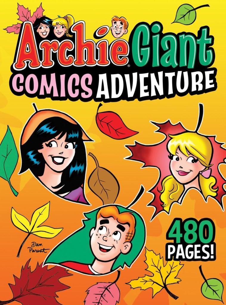 ARCHIE GIANT COMICS ADVENTURE (TR)