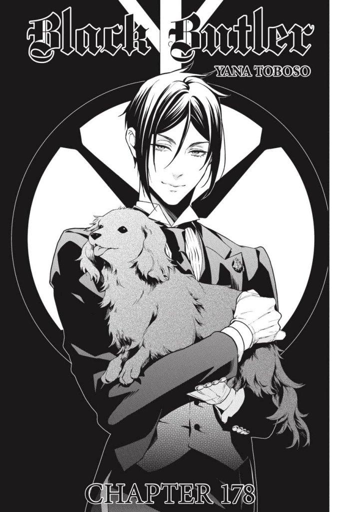 Black Butler #178