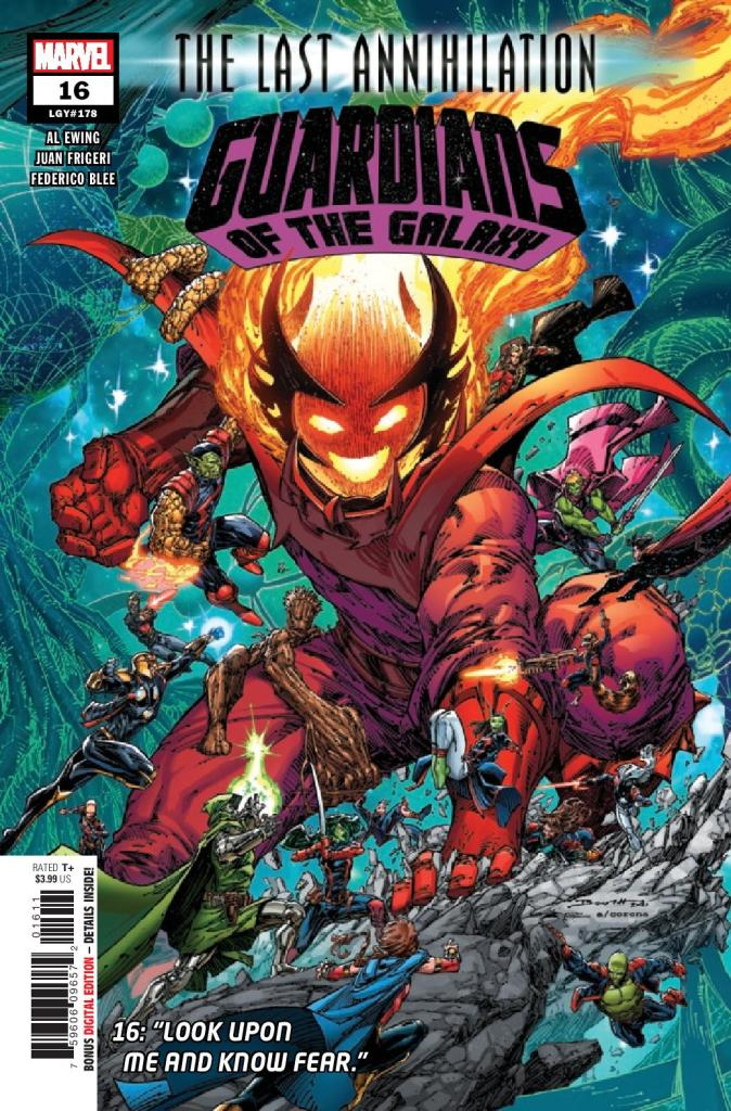 Guardians of the Galaxy #16