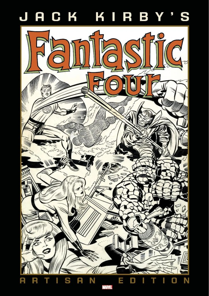 Jack Kirby's Fantastic Four Artisan Edition
