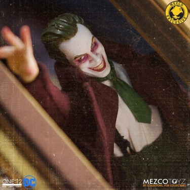 One:12 Collective The Joker: Gotham by Gaslight