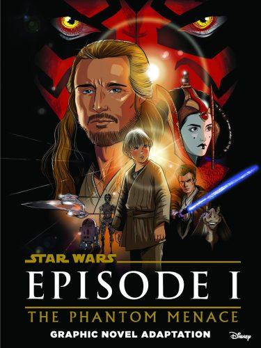 Star Wars: The Phantom Menace Graphic Novel
