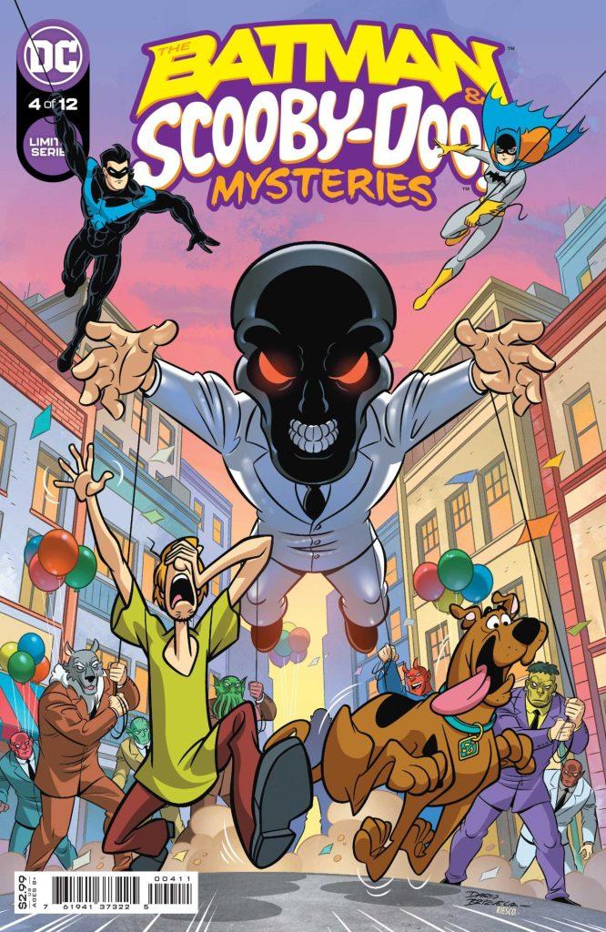 The Batman & Scooby-Doo Mysteries #4