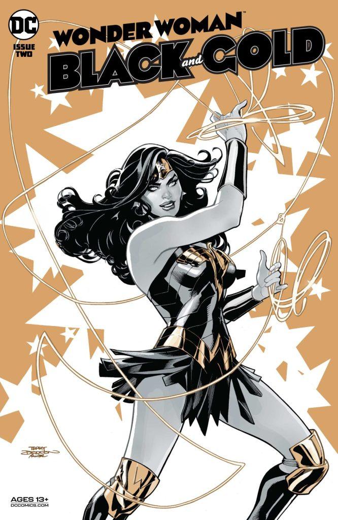 Wonder Woman: Black & Gold #2