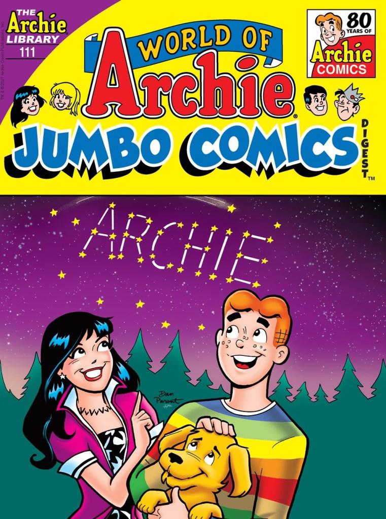 WORLD OF ARCHIE JUMBO COMICS DIGEST #111