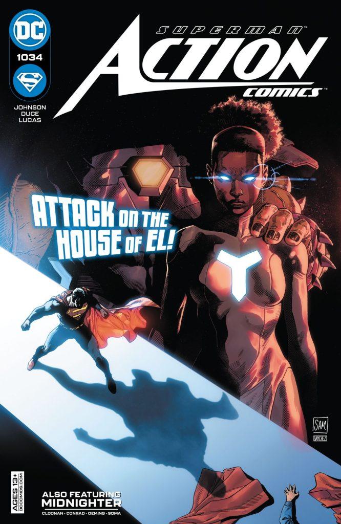 Action Comics #1034