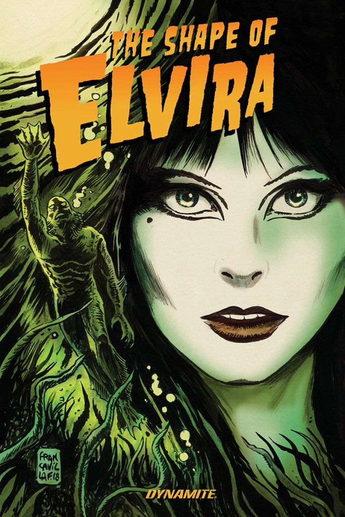 Elvira: The Shape of Elvira TP