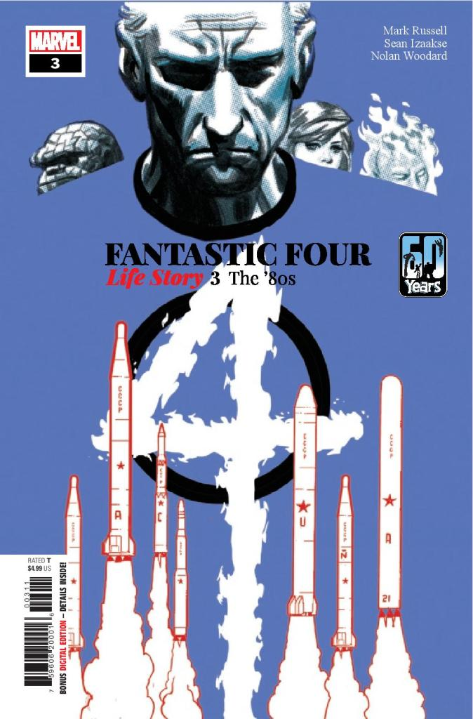 Fantastic Four: Life Story #3 (of 6)