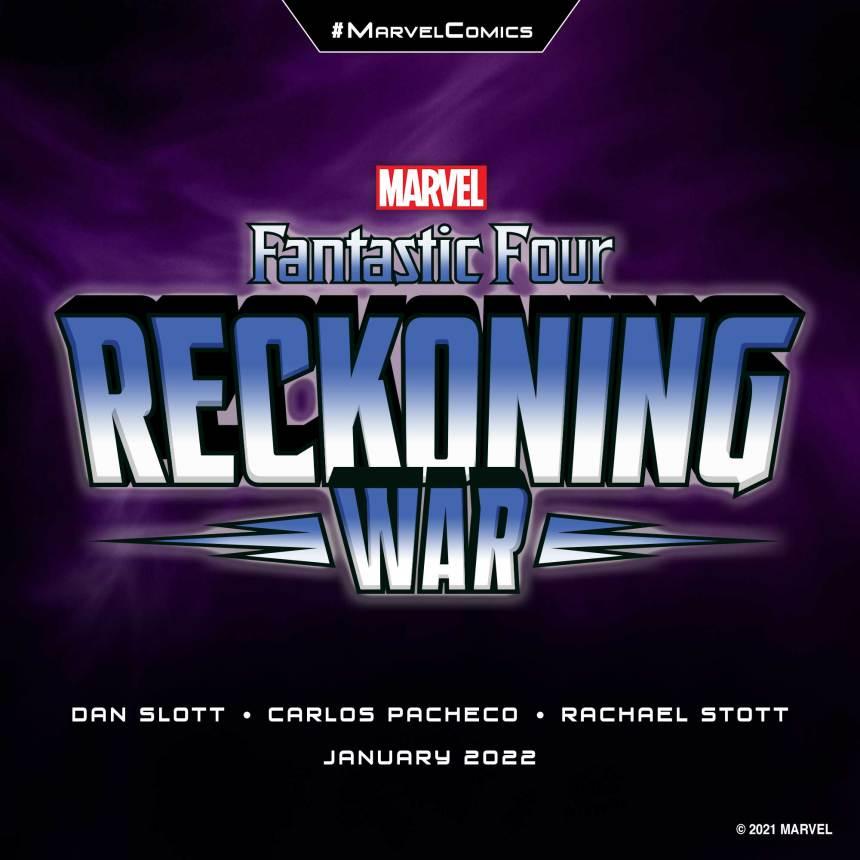 Fantastic Four: Reckoning War