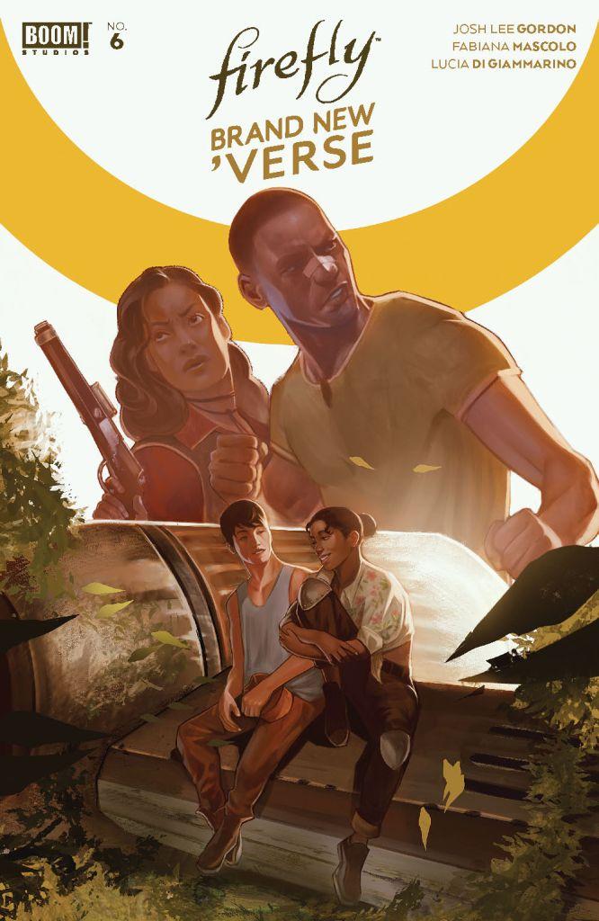 Firefly: Brand New 'Verse #6 (of 6)