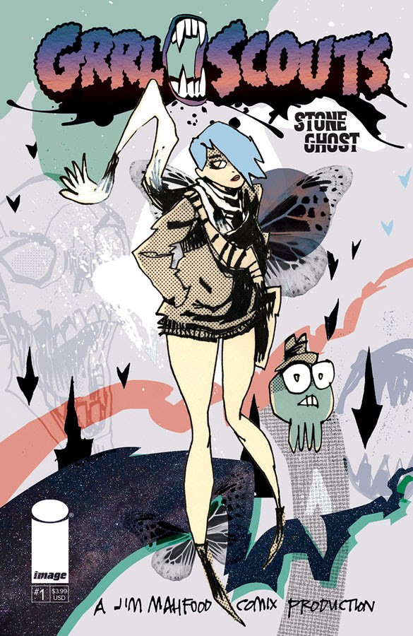 Grrl Scouts: Stone Ghost #1