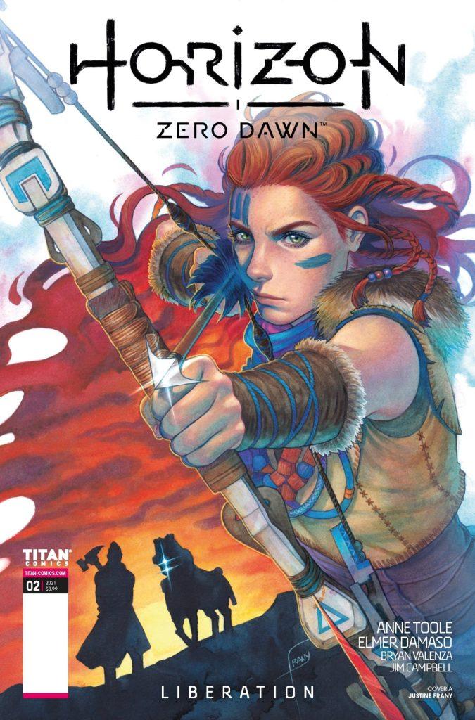 Horizon Zero Dawn: Liberation #2