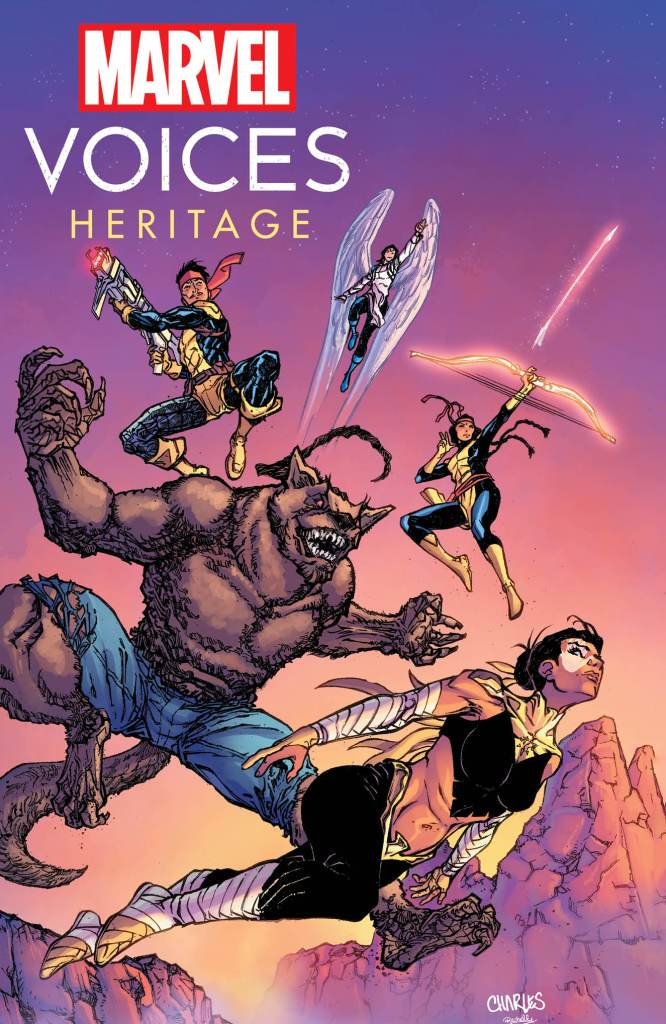 Marvel's Voices: Heritage #1