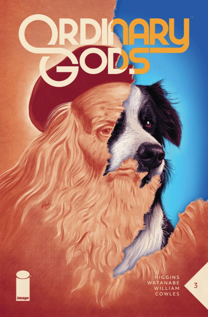 Ordinary Gods #3 Doaly Variant