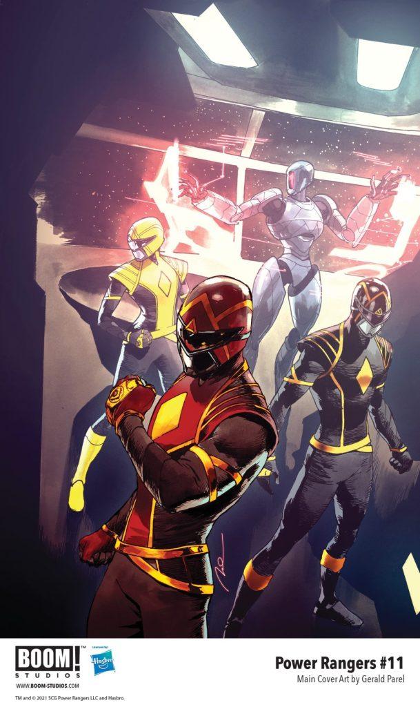 Power Rangers #11