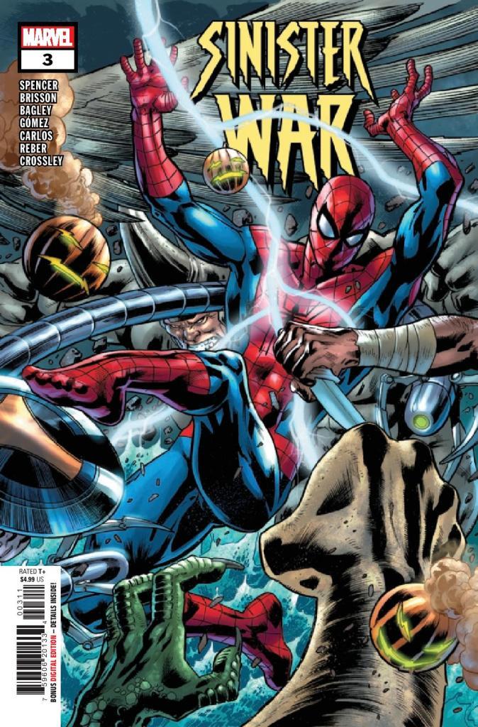 Sinister War #3 (of 4)