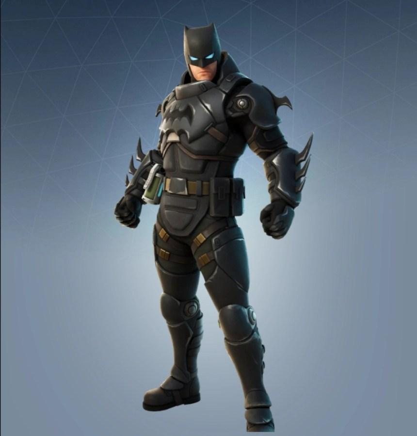 Batman/Fortnite: Zero Point Armored Batman