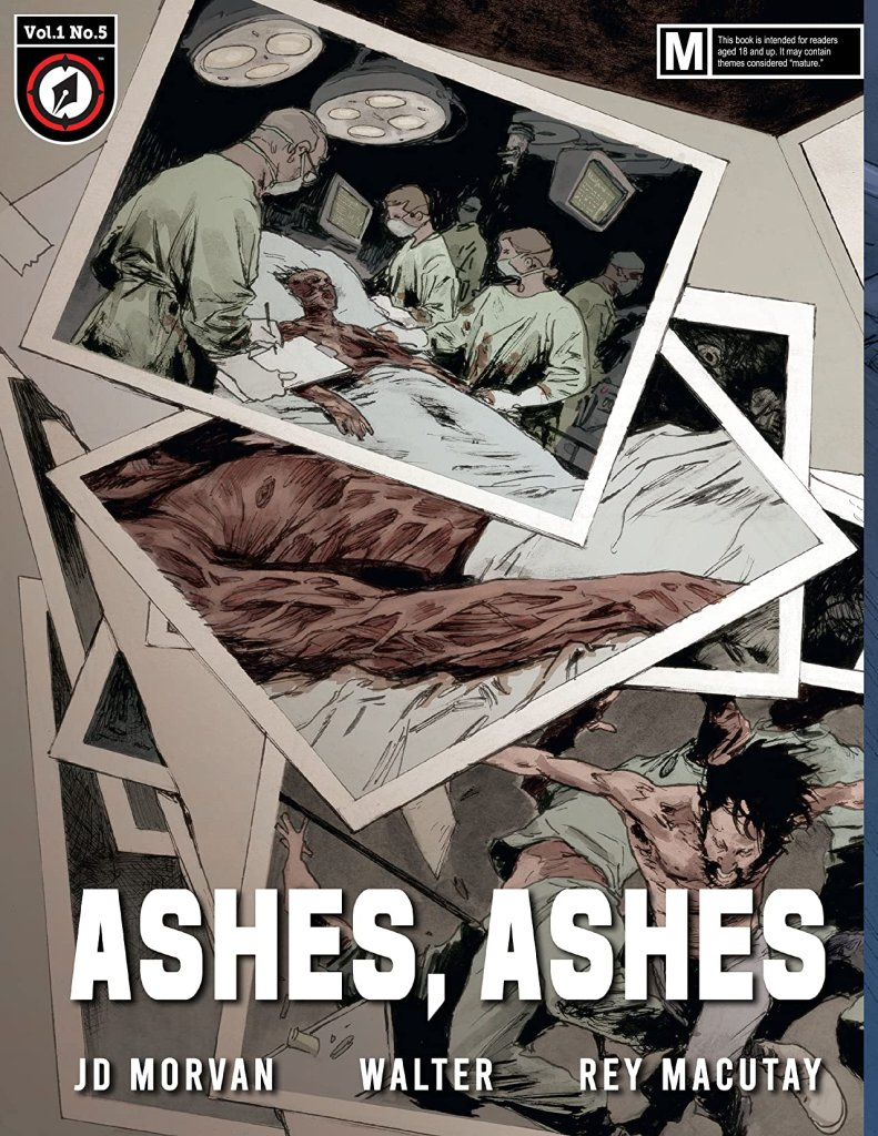 Ashes, Ashes #5