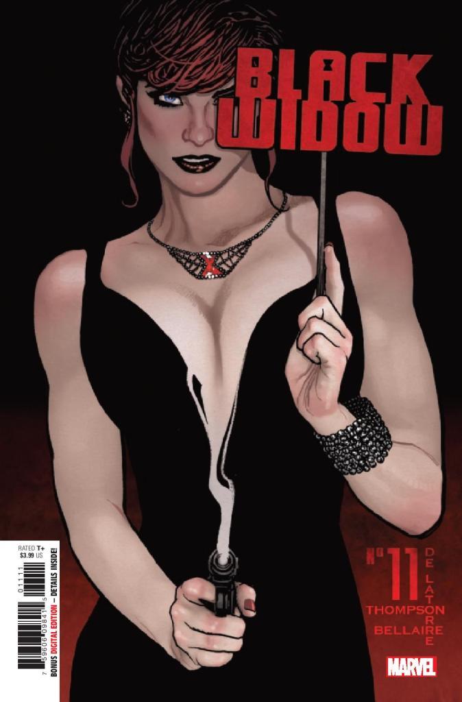 Black Widow #11