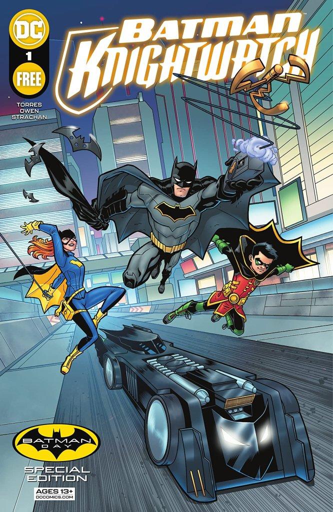 Batman: Knightwatch #1