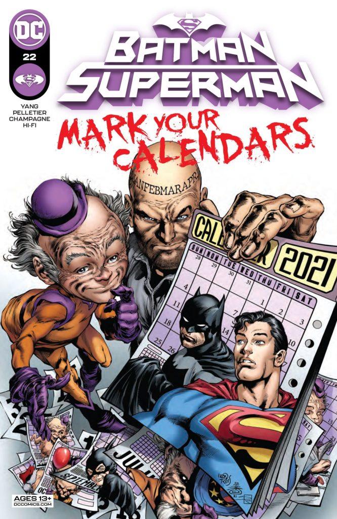 Superman/Batman #22